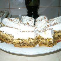 Prajitura cu nuca si crema de oua Tiramisu, Sweet Tooth, Cheesecake, Food And Drink, Sweets, Cookies, Baking, Ethnic Recipes, Desserts