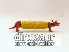 New gift for every birthday, summer party, whatever. Cheap and ANIMAL CORN COBB HOLDERS, PEOPLE.