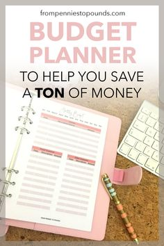 The budget planner that will change your life. Take control of your finances, save a ton of money and work towards your goals. UK budget planner, which is a budget planner printable. Budget Binder, Monthly Budget, Sample Budget, Monthly Planner, Budget Help, Monthly Expenses, Printable Planner, Budgeting Finances, Budgeting Tips