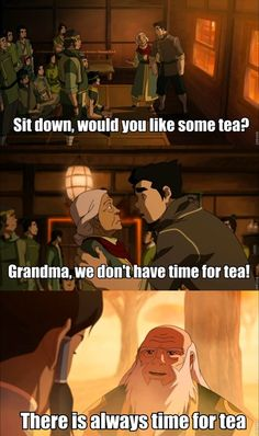 If Iroh had been there...