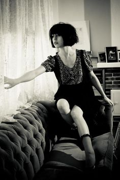 Come into my head... kimbra