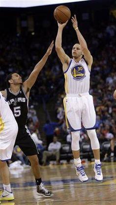 Golden State Warriors Stephen Curry (30)