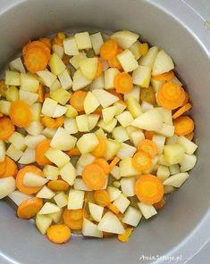 Botwinka, 3 Fruit Salad, Cantaloupe, Food, Fruit Salads, Meals, Yemek, Eten