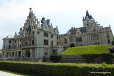 Schloss Grafenegg in Niederösterreich Mansions, House Styles, Travel Report, Travel Advice, Travel Destinations, World, Viajes, Fancy Houses, Mansion
