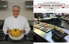 Spend a delicious day with friends or family at the #Collingwood Cooking Academy.