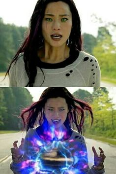 Blink from The Gifted
