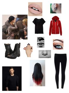 """""""Imagine not being the type of girl Chris Evan's would date but that doesn't stop him from loving you will all he has"""" by panicatmystic on Polyvore"""