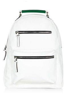 27 Backpacks For The Cool Commuter #refinery29  http://www.refinery29.com/cool-backpacks#slide-22  A contemporary bag that fits all your essentials, and then some.