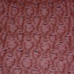 Loom Knitting: How to Make Knifty Knitter Stitches. gives a description of how to make various stitches