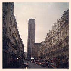 Tour Montparnasse Street View, Tours