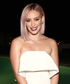 Hilary Duff Joins Snapchat from InStyle.com