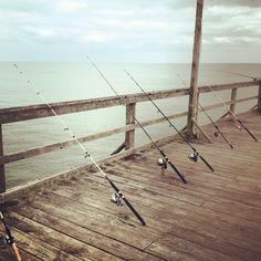 Fishin Poles by Lori Harris
