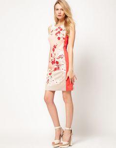 648c89f698fb Beautiful Sleeveless Sheath Dress Coast Fashion