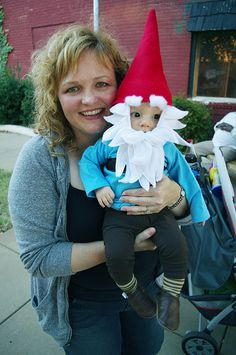 love this gnome costume u2026 | Baby!!!! | Pinterest | Gnomes Costumes and Halloween costumes  sc 1 st  Pinterest & love this gnome costume u2026 | Baby!!!! | Pinterest | Gnomes Costumes ...