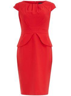 Dorothy Perkins.  Great work dress. wardrobe love | Big Fashion Show work dresses