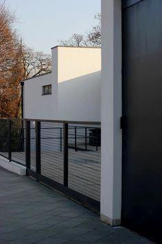 Villa Tugendhat, Brno, CZ. Project: Ludwig Mies Van Der Rohe.