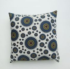 Serendipity-Stellar-Blue-Brown-Natural-Throw-Pillow-Cover-case-Kidney-sham
