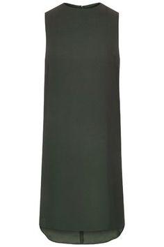High Neck Tunic Dress