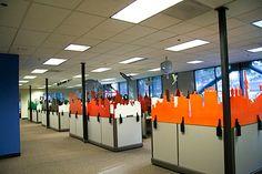 Making office cubes fun!