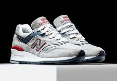 A Truly American Take On The New Balance 997