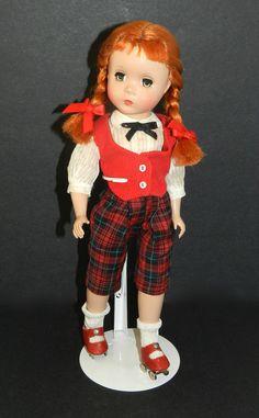 "Darling Madame Alexander All Original ""Kathy"" Skater Doll | eBay"