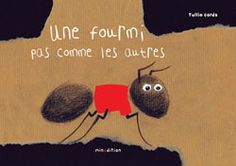 Une fourmi pas comme les autres A lovely story about Carla the little ant who would very much like to be different and stand out from the crowd. Social Service Jobs, Album Jeunesse, Weird Science, French Lessons, Teaching French, Children's Book Illustration, Read Aloud, Teaching Resources, Childrens Books