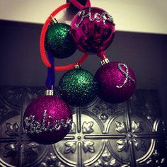Creating ornaments