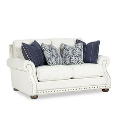 Take a look at this Panama Jack Chesapeake Love Seat by Foxhill Trading Company on #zulily today!