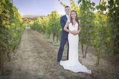 Get married in France - there's vineyards!