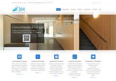 Limpiezas 3h. Diseño web para una empresa de limpieza en Bilbao. http://www.dipixel.es/portfolio-diseno-web-barcelona/