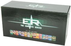 Emergency Room: ER - The Complete Series (All 331 Episodes) DVD Box Set