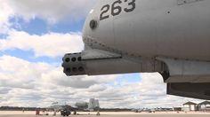 "The ""GUN"" inside the plane! The A-10 Thunderbolt!"