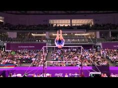 Lieke Wevers NED AA Baku European Games 2015