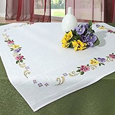 Le Point, Baby Knitting Patterns, Table Linens, Table Runners, Cross Stitch Patterns, Diy And Crafts, Knit Crochet, Napkins, Table Decorations