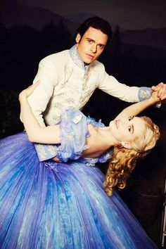 Prince Kit and Cinderella