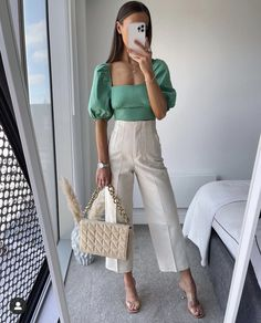 Business Casual Outfits, Professional Outfits, Business Fashion, Classy Outfits, Chic Outfits, Spring Outfits, Trendy Outfits, Fashion Outfits, Mode Shoes