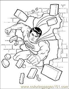 MARVEL SUPERHERO COLORING PAGES | Coloringpages321.com … | Pinteres…