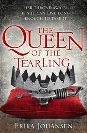 The Queen of the Tearling von Erika Johansen (c) Random House  Mir hat das Buch wirklich gut gefallen, trotz des etwas holprigen World building, was ja noch gerettet werden kann. Die langen Kapitel und die kurzen Durststrecken sorgen dafür, dass ich einen Punkt abziehen muss, insgesamt ist The Queen of the Tearling aber eine sehr interessante Geschichte