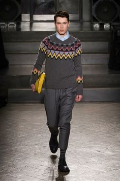Antonio Marras Autumn (Fall) / Winter 2014 men's