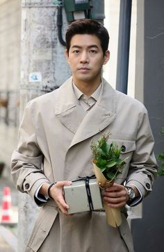 Lee sang yoon in On the way to the airport 2016