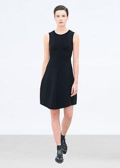 Kleid - schwarz Marc-o-Polo Pure