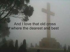 """The Old Rugged Cross"", sung by Sandi Patti. (1913, George Bennard)"