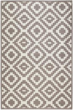 All-weather Kilim Area Rug for mudroom