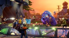 fortnite reappears with e3 trailer comes to early access