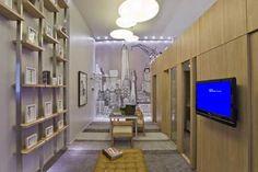 Gorgeous Small Space Interior Design by Leandro Artigala and Sergio ColuccioGorgeous Small Space Interior Design by Leandro Artigala and Sergio Coluccio
