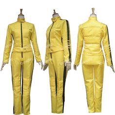 Kill Bill The Bride Cosplay Costume by tbcosplay on Etsy