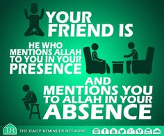 Your Friend is...