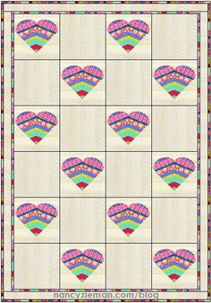 It's time for your next installment of our Block of the Month challenge. The…
