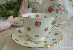 Aiken House & Gardens: A Romantic Tea