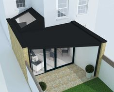 side-return-house-extensions-design Extension Designs, House Extension Design, Basement Conversion, Cladding Materials, Side Return, Planning Permission, Construction Process, House Extensions, Wet Rooms